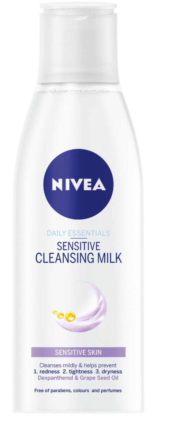 Nivea Sensitive Cleansing Milk