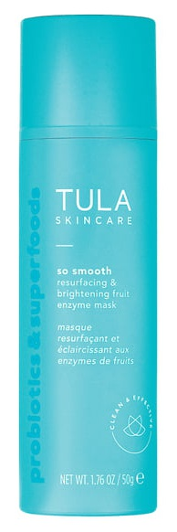 Tula So Smooth Resurfacing And Brightening Fruit Enzyme Mask