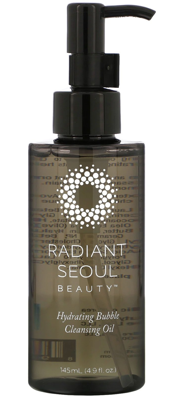 Radiant Seoul Hydrating Bubble Cleansing Oil