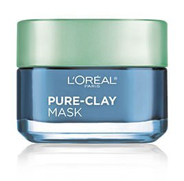 L'Oreal Paris Pure-Clay Clear & Comfort Face Mask