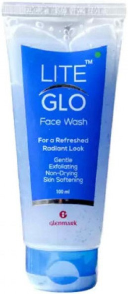 glenmark Lite Glo Face Wash