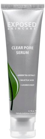 Exposed skin care Clear Pore Serum