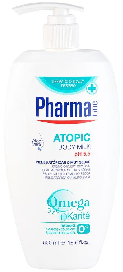 Pharmaline Atopic Body Milk