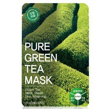 Tosowoong Pure Green Tea Mask