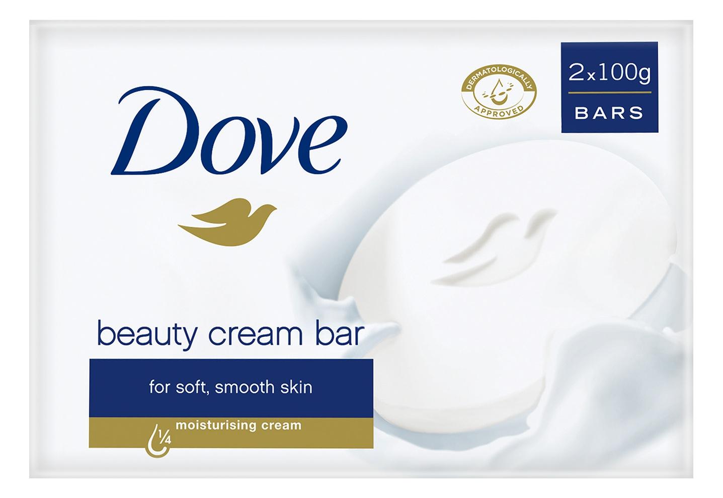 Dove Soap Beauty Cream Bar
