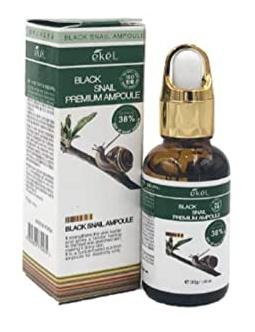 Ekel Black Snail Premium Ampoule