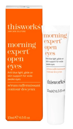 This Works Morning Expert Open Eyes Eye Cream