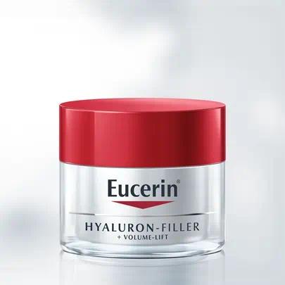 Eucerin Hyaluron-Filler + Volume Lift Day SPF 15 For Dry Skin