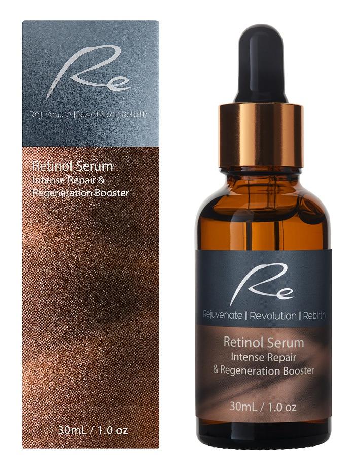 Re Retinol Serum Intense Repair & Regeneration Booster
