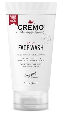 Cremo Daily Face Wash