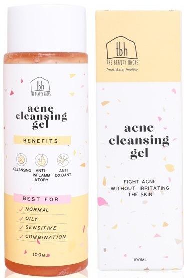 The Beauty Hacks Acne Cleansing Gel