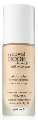 Philosophy Renewed Hope In A Jar Full Cover Tint SPF 20