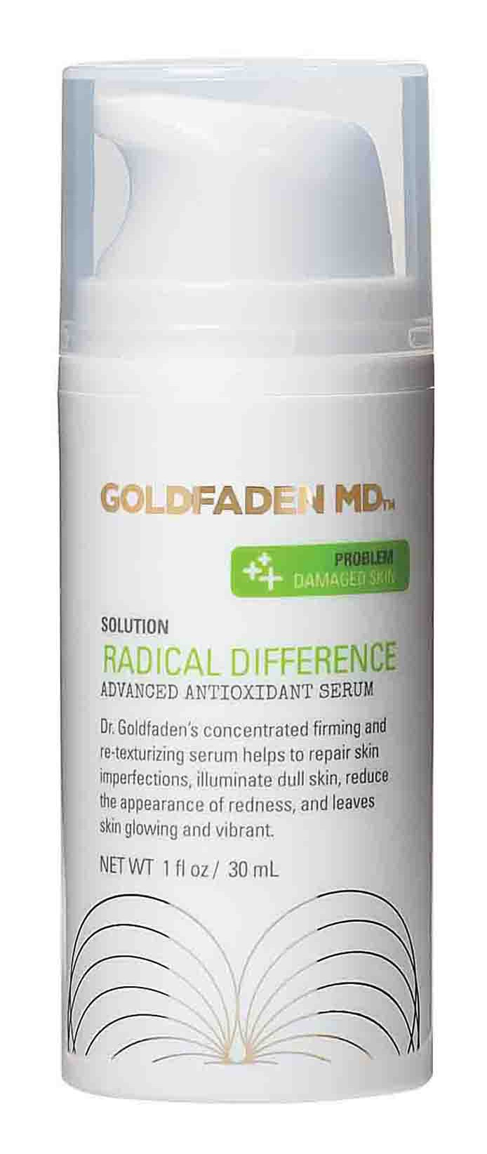 Goldfaden MD Radical Difference