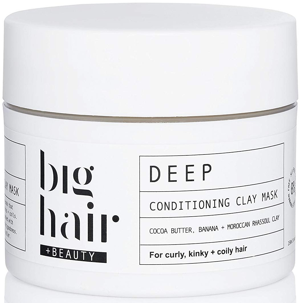 Big Hair And Beauty Deep Conditioning Clay Mask