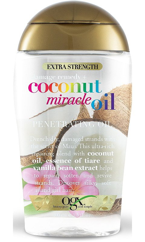 OGX Coconut Miracle Penetrating Oil