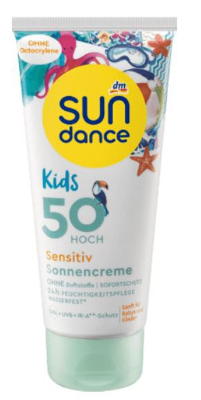 SUNdance Sensitiv Sonnencreme