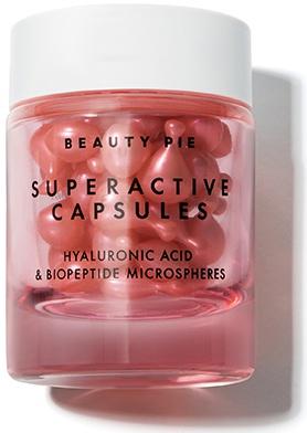 Beauty Pie Superactive Capsules Hyaluronic Acid & Biopeptide Microspheres Serum
