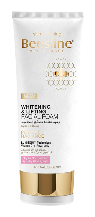 Beesline Apitherapy Whitening & Lifting Facial Foam