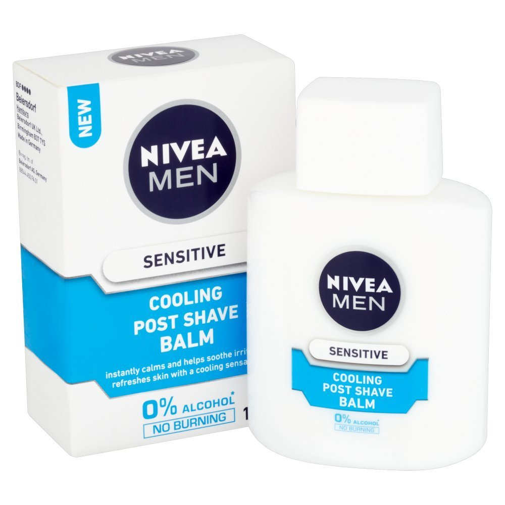 Nivea Sensitive Cooling Post Shave Balm