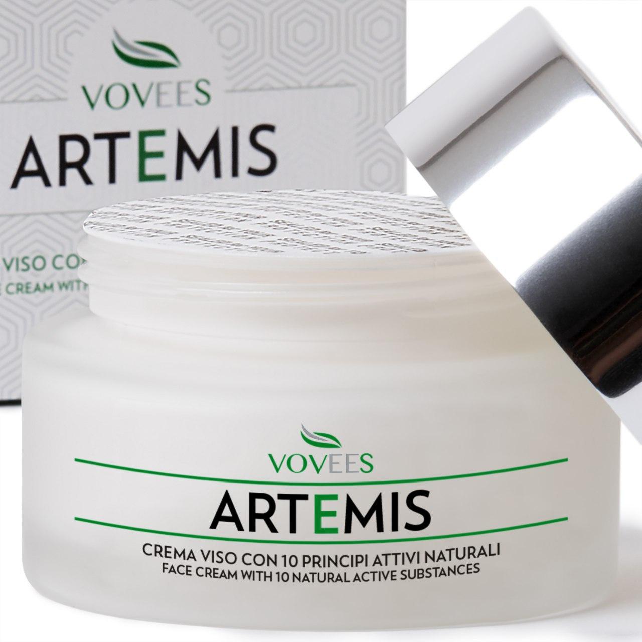 Vovees Artemis Crema Viso
