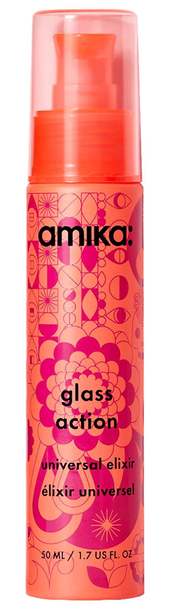 Amika Glass Action Hydrating Hair Oil Universal Elixir