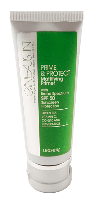 Cane + Austin Prime + Protect Mattifying Primer With Spf 50