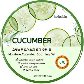 Hoitskin Moisture Cucumber Soothing Gel