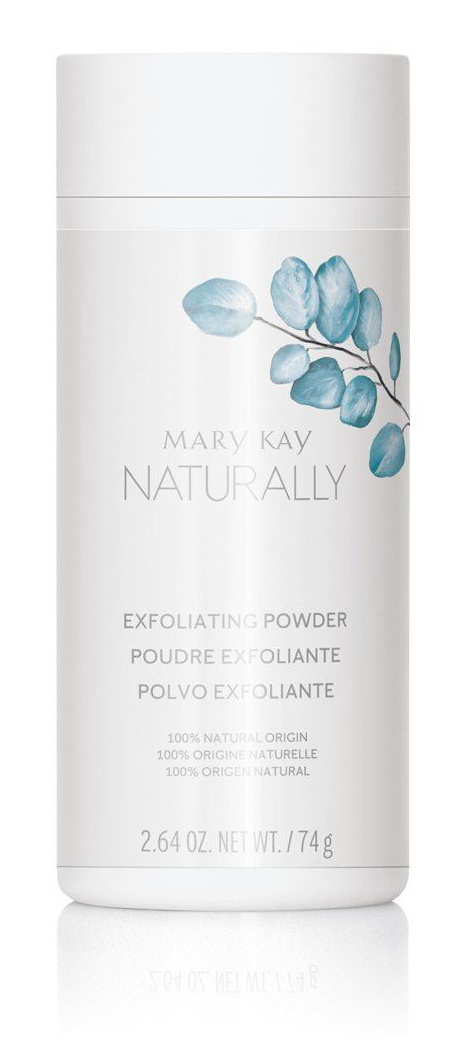 Mary Kay Naturally Exfoliating Powder