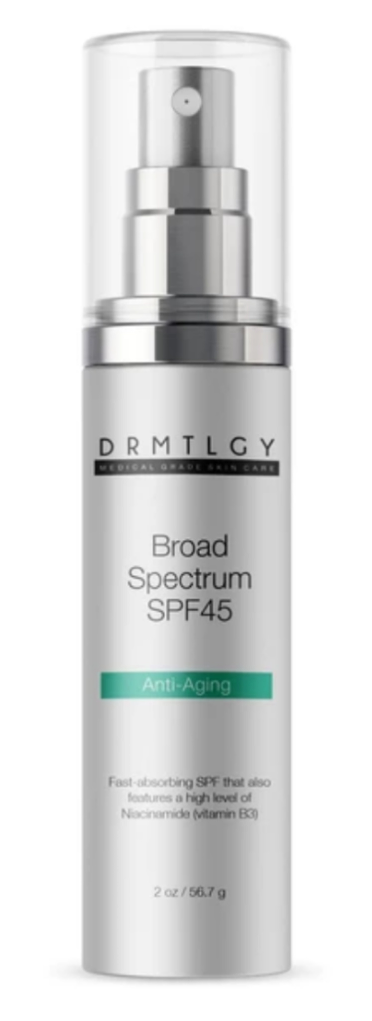 DRMTLGY Broad Spectrum Spf 45