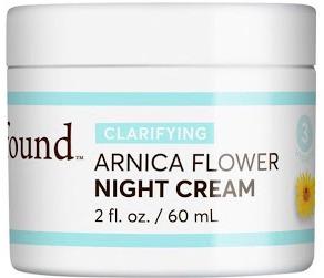Found Arnica Flower Night Cream