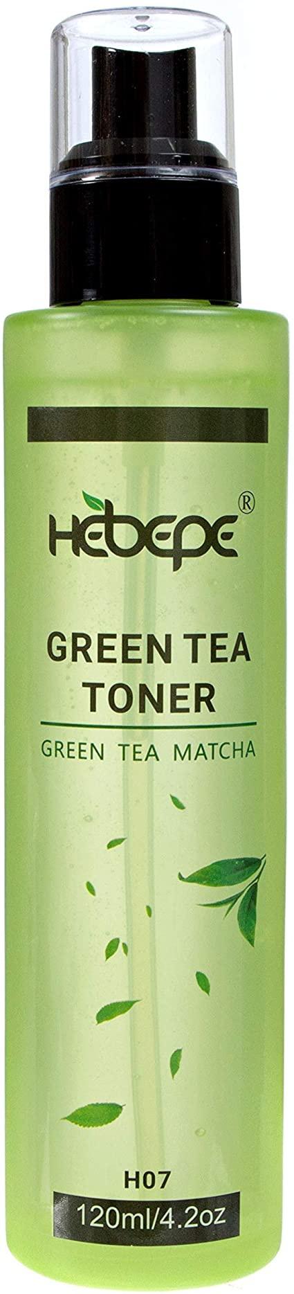 Hebepe Green Tea Matcha Facial Toner