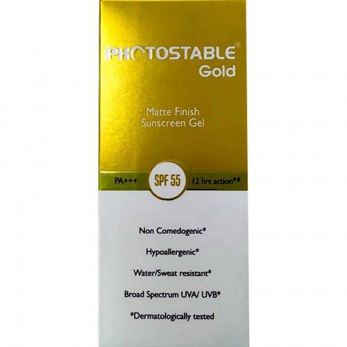 Sun Pharma Photostable Gold Sunscreen Gel