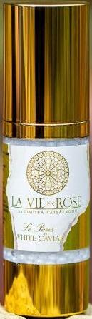 La vie en rose Le Paris White Caviar