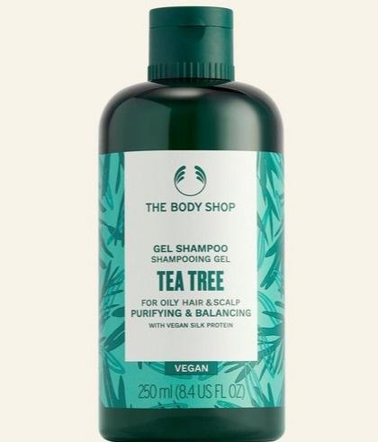 The Body Shop Tea Tree Shampoo