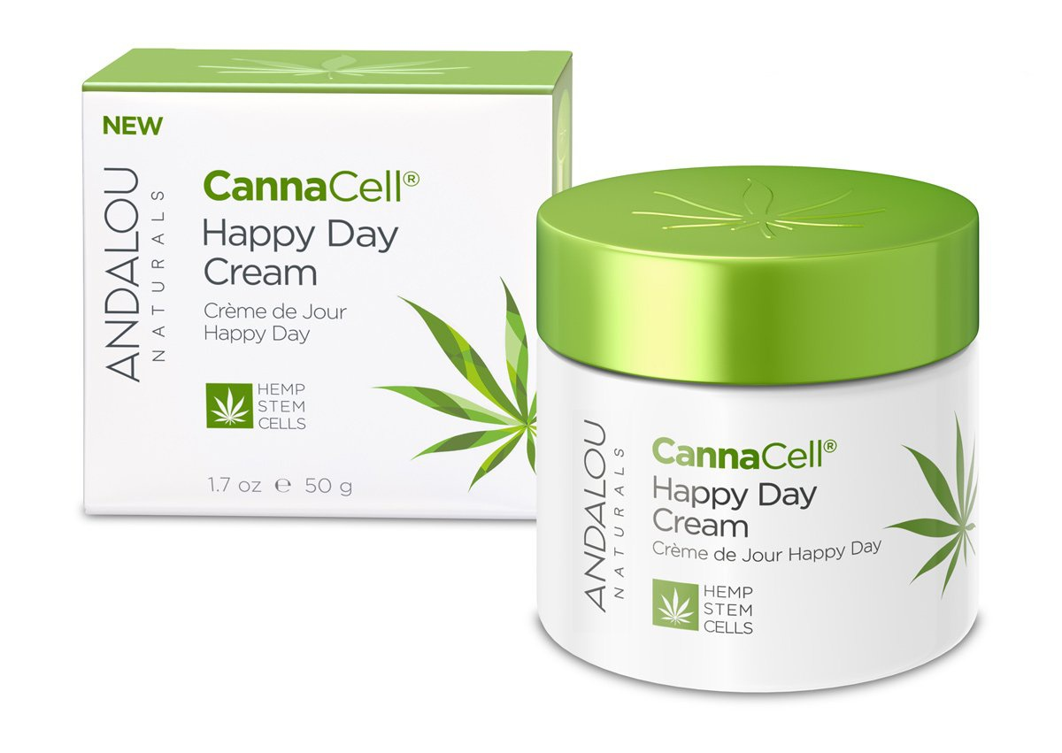 Andalou Naturals Cannacell® Happy Day Cream