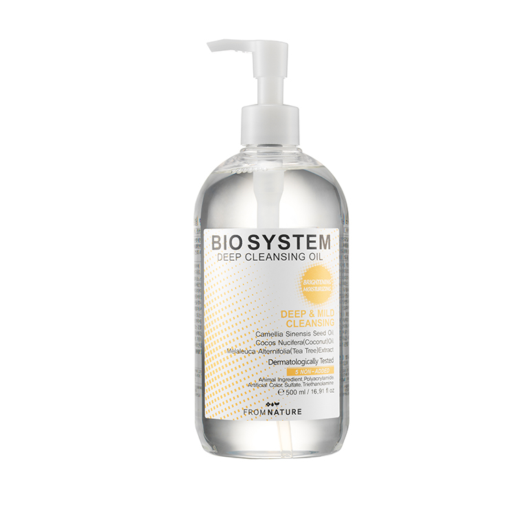 Bio System Deep Cleansing Oil
