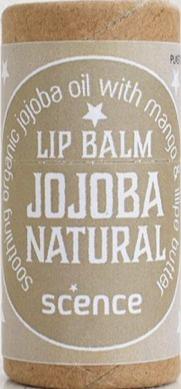 Scence Natural Jojoba Lip Balm