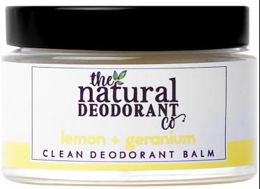 Natural Deodorant Co Deodorant Balm
