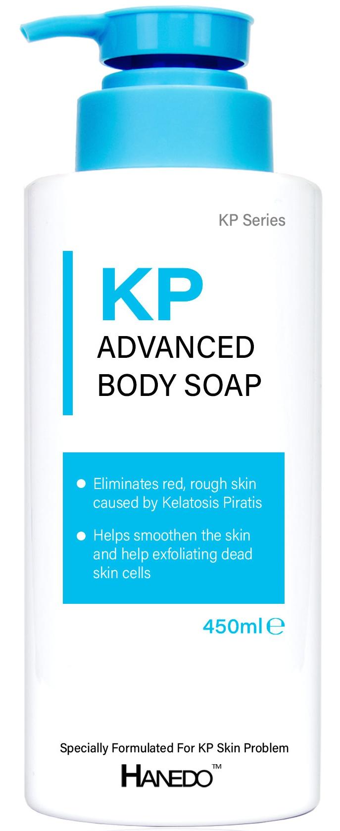 Hanedo KP Advanced Body Soap