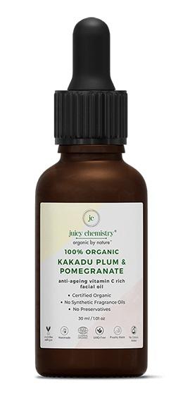 juicy chemistry Kakadu Plum Facial Oil