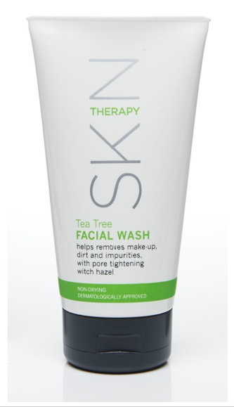 Wilko The Skin Therapy Tea Tree Facial Wash With Witch Hazel