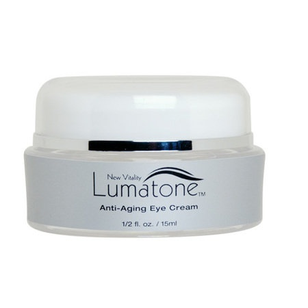 New Vitality Lumatone Anti-Aging Eye Cream