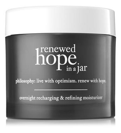 Philosophy Renewed Hope In A Jar Overnight Recharging & Refining Moisturizer