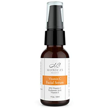 Monica's Beauty Vitamin C Facial Serum