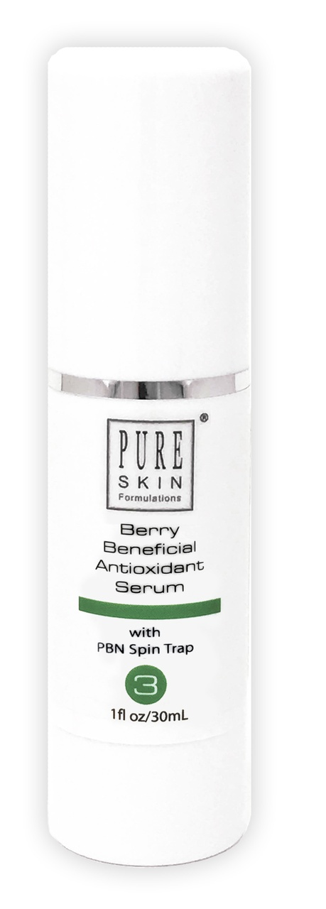 PSF Skincare Berry Beneficial Antioxidant Serum