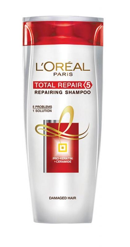 L'Oreal Paris Total Repair 5 Shampoo