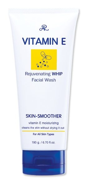 ARcosmo Vitamin E Rejuvenating Whip Facial Wash