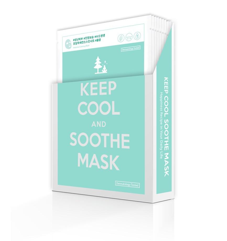 KeepCool Soothe Intensive Calming Mask