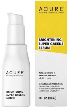 Acure Brightening Super Greens Serum