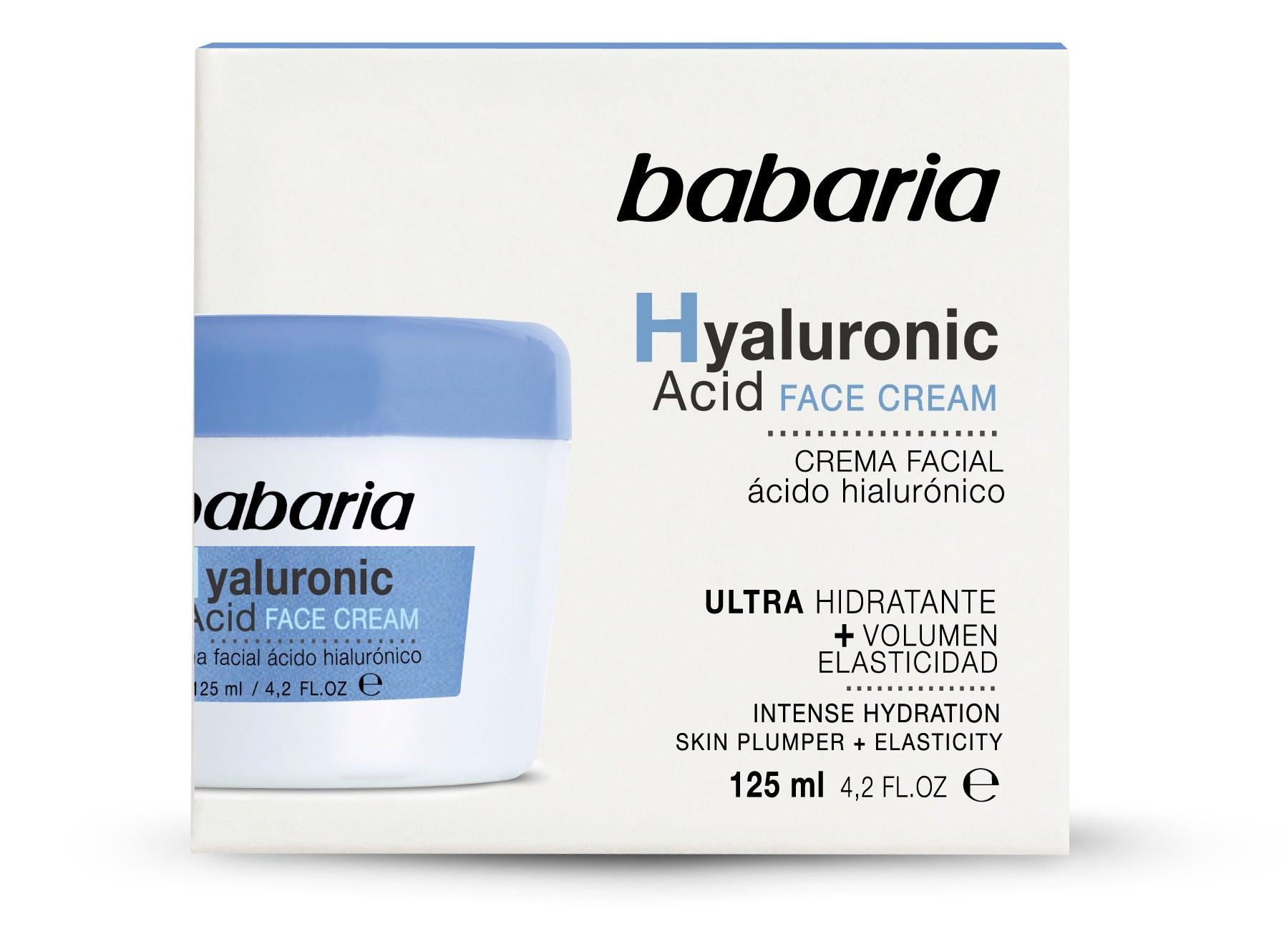 Babaria Hyaluronic Acid Face Cream
